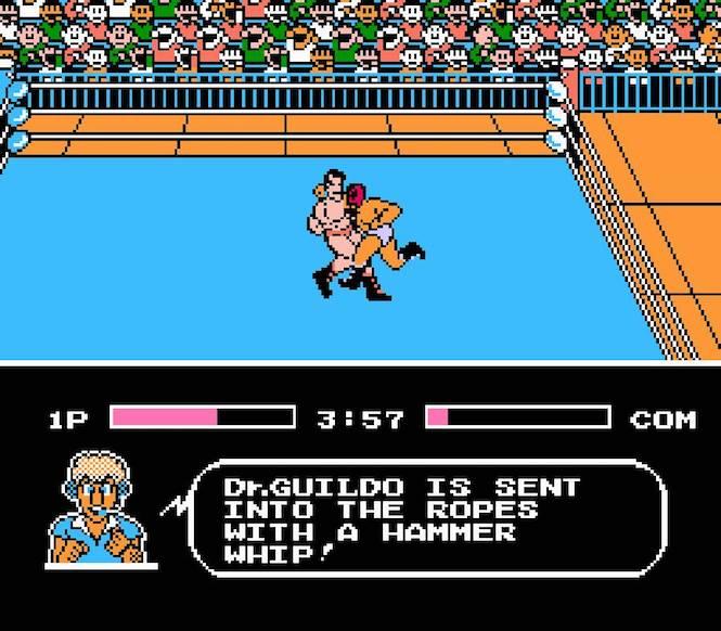 The Best Wrestling Video Games On Nintendo Platforms