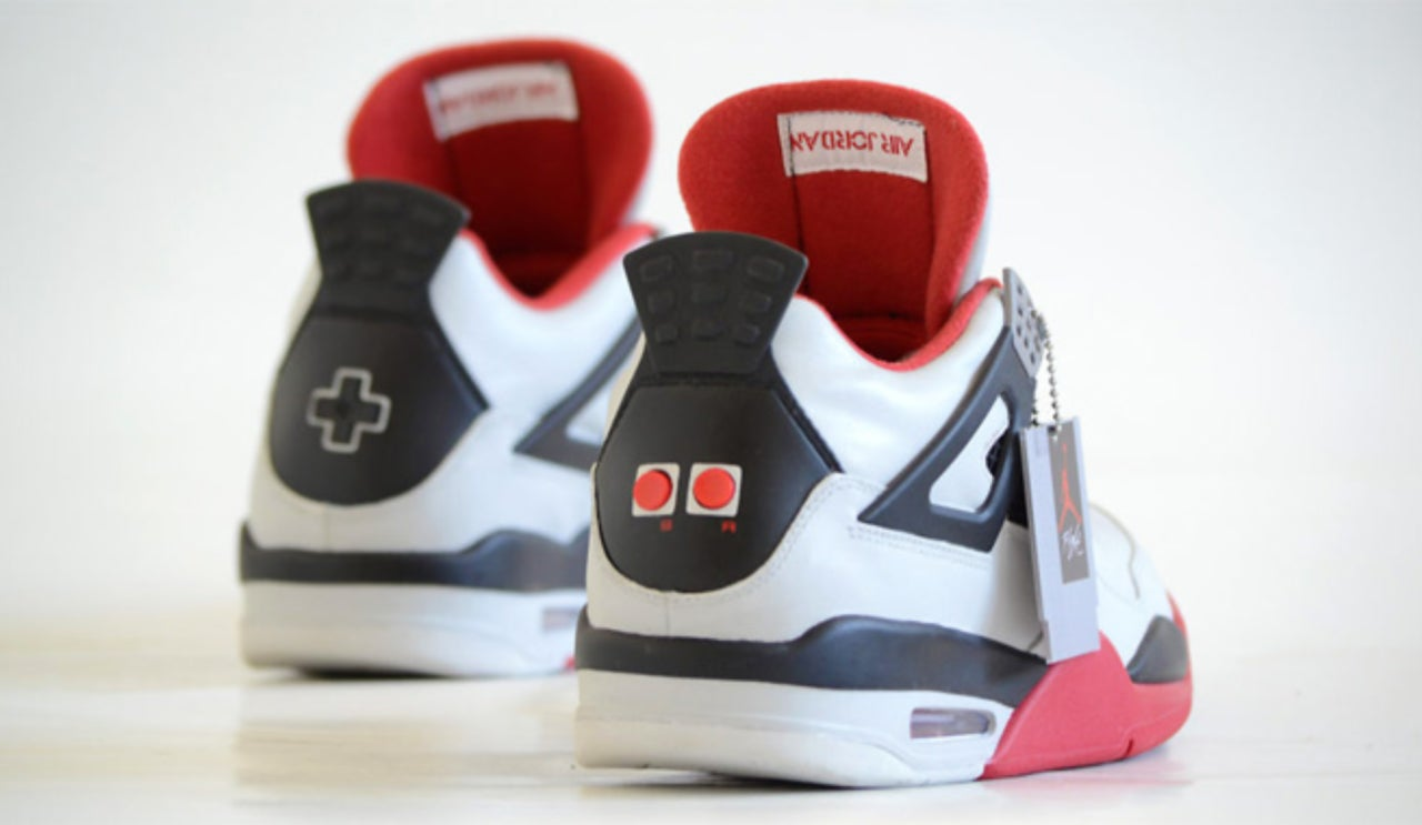 Nes Themed Retro Air Jordans Look Great But You May Need To Be Jordan To Afford Them