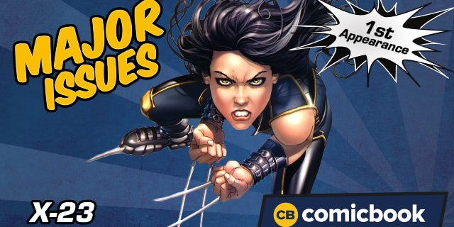 X-23's First Appearance - Major Issues screen capture