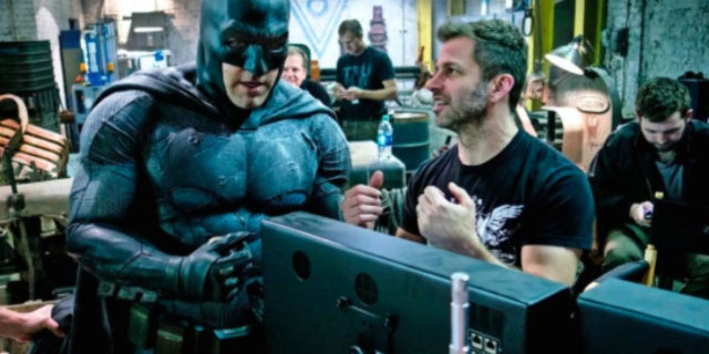 New Justice League Still Reveals Batman on a Horse in the Snyder Cut