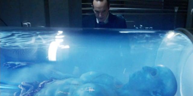 Agents of SHIELD Season 5 Kree