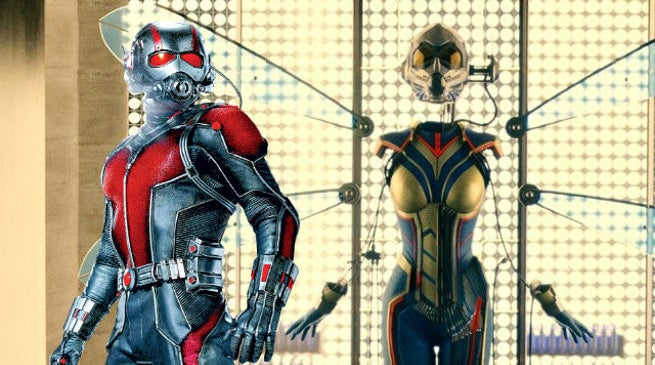 Ant-Man and the Wasp Synopsis