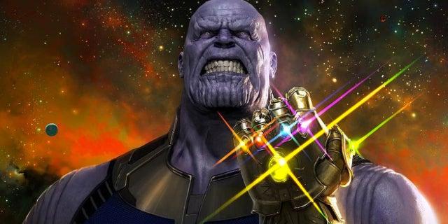 Avengers 3 4 Josh Brolin Thanos