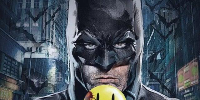 Batman Ben Affleck The Button