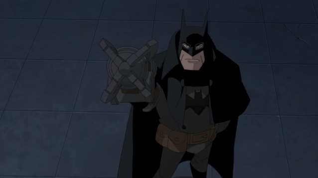 batman gaslamp