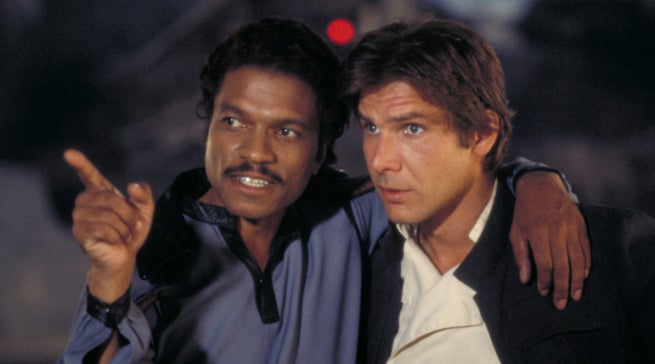 Billy Dee Williams Spoils Star Wars Empire Strikes Back in 1980