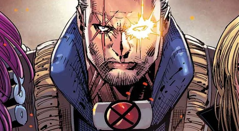 Cable Marvel Legacy