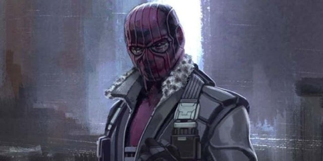 Captain America Civil War Baron Zemo Alternate Design
