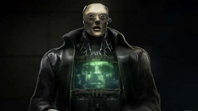 Captain America The Winter Soldier - Arnim Zola Concept Art