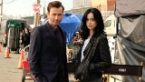 David Tenant on Set Jessica Jones Season 2 Set Photo