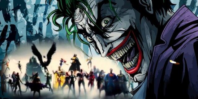 DCEU vs DC Standalone Movies - Joker Justice League
