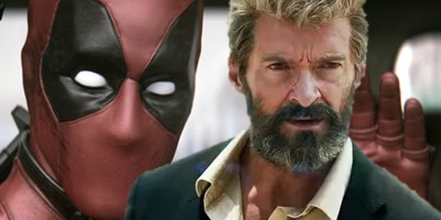 deadpool logan fox