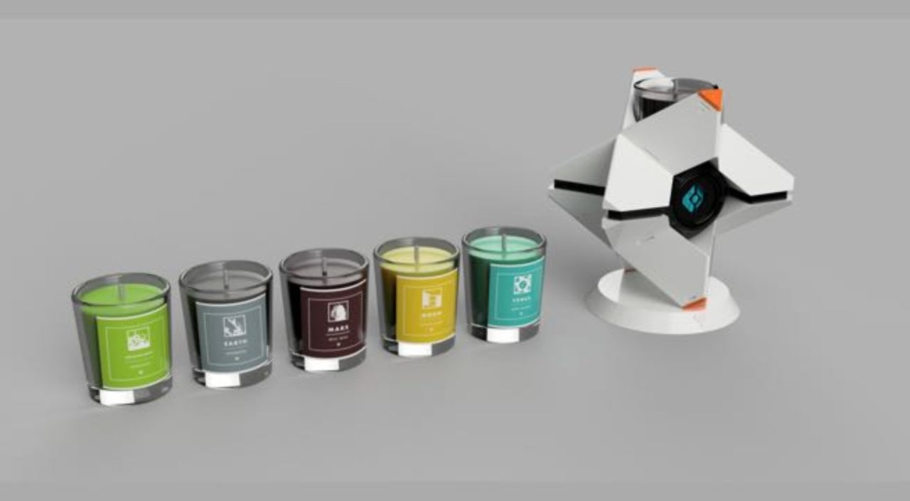 The Destiny 2 Merch Line Launches With Some Really Weird Stuff