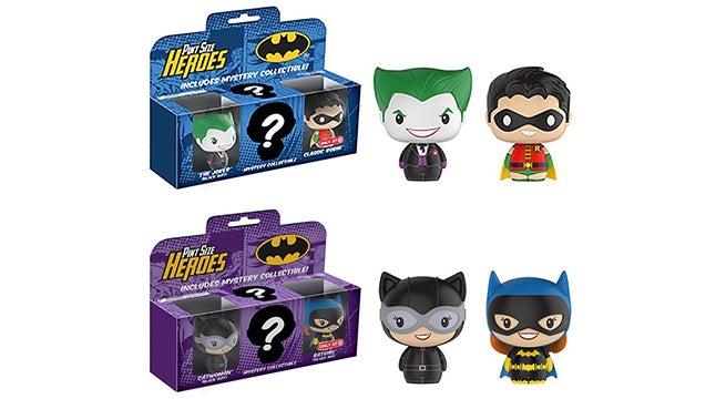 funko dc comics batman pint size heroes