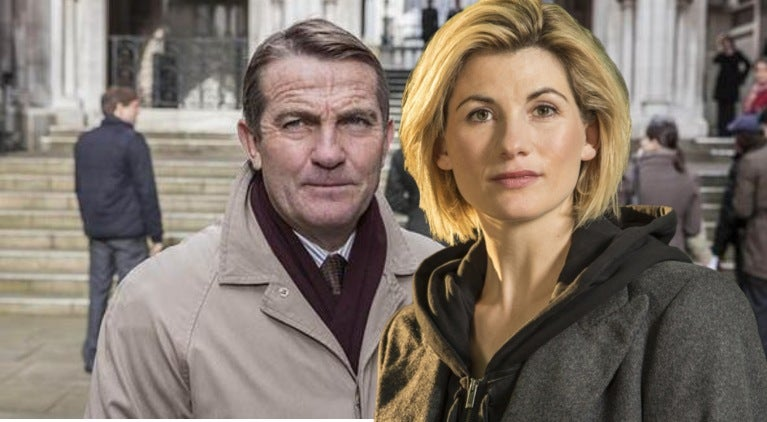 Doctor Who 13th Doctor Companion