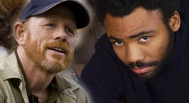 donald glover han solo ron howard