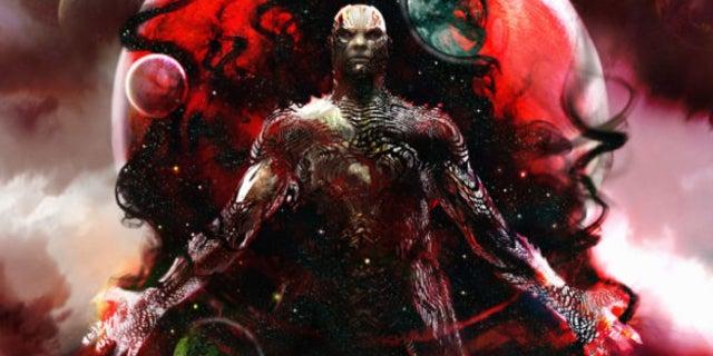 Dormammu Alternate Design Doctor Strange Concept Art