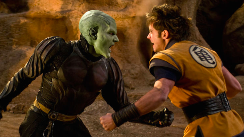 So, There's A Script To Dragonball Evolution's Sequel Out There