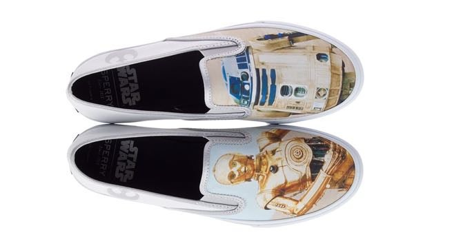 Come And Get Your Spectacular Sperry Star Wars Shoes 87fbee4e1