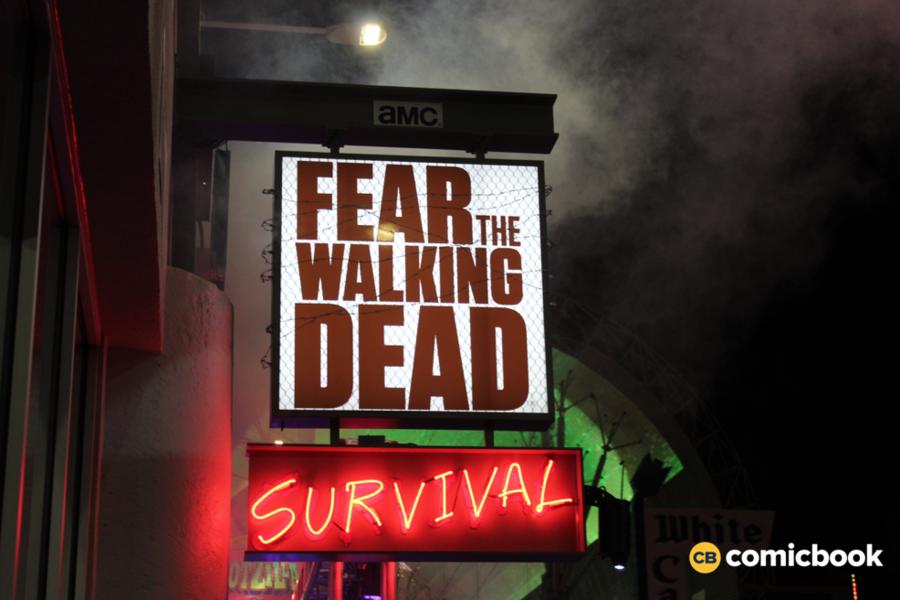 Fear The Walking Dead Survival by Cameron Bonomolo
