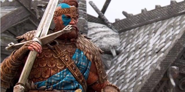 For Honor Highlander