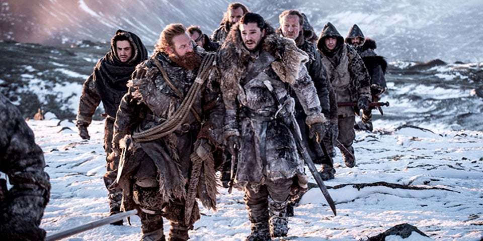 'Game of Thrones' Recap With Spoilers: 'Beyond The Wall'