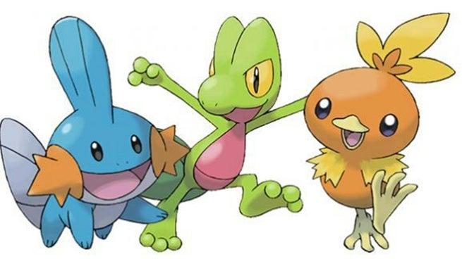 gen 3 pokemon