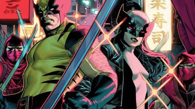 Generations- Wolverine & All-New Wolverine #1