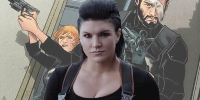 Gina Carano Punisher