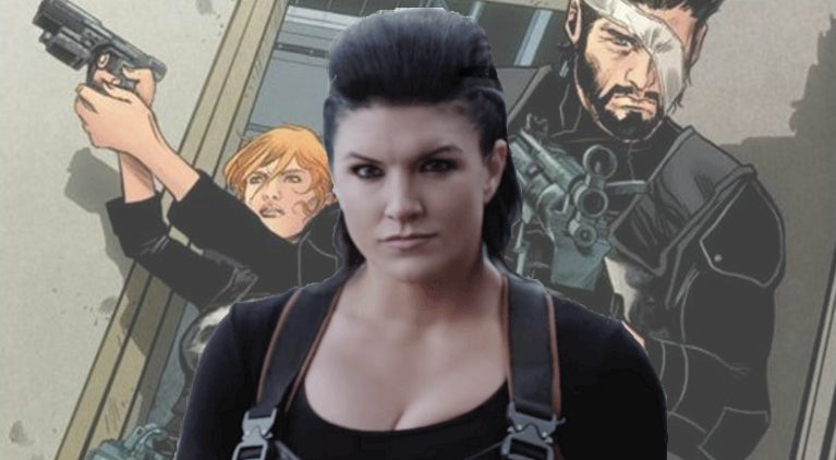 Gina Carano Punisher