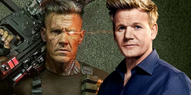 Gordon Ramsay Responds To Comparisons To Josh Brolin S Cable
