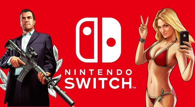 GTA Switch