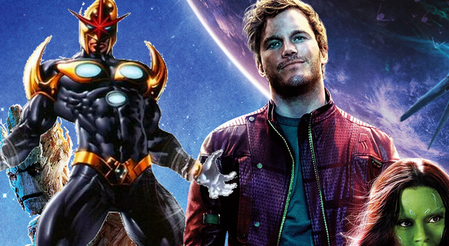 Marvel Is Considering Introducing Richard Rider's Nova To ...