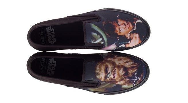 ... Cloud Slip On Han   Chewie Sneaker han-chewie-shoes 2fcfa1151