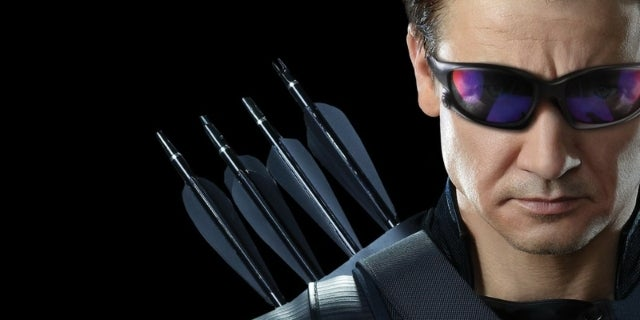 Hawkeye Costume Avengers 3 Inifnity War