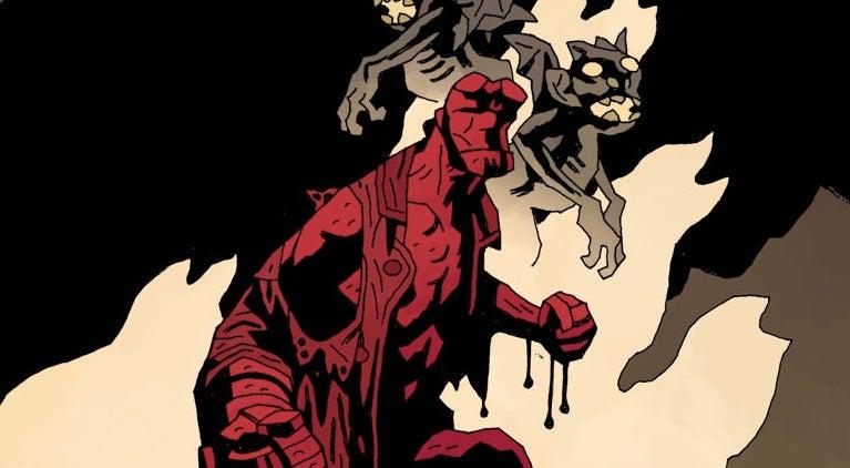 Hellboy Reboot No Origin