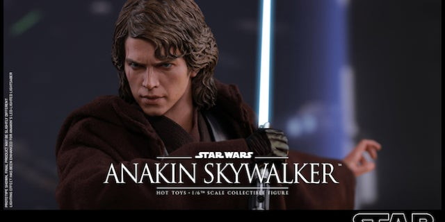 Anakin Skywalker.