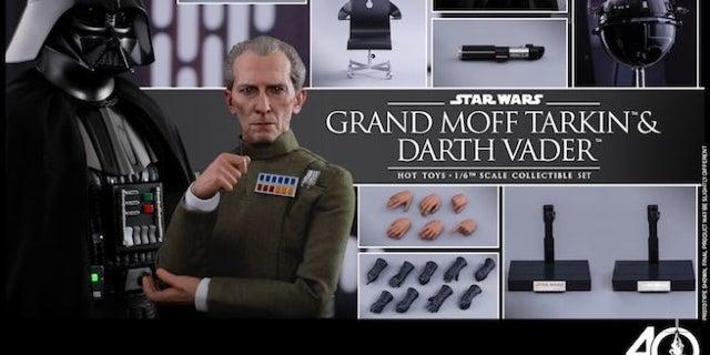 Grand Moff Tarkin