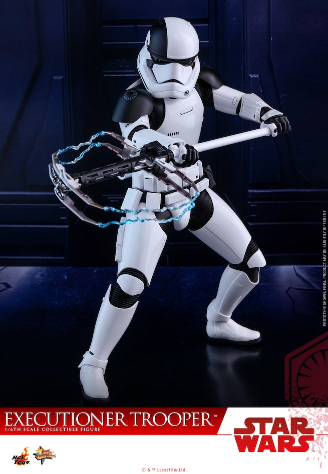 Hot Toys - SWTLJ - Executioner Trooper Collectible Figure_PR2