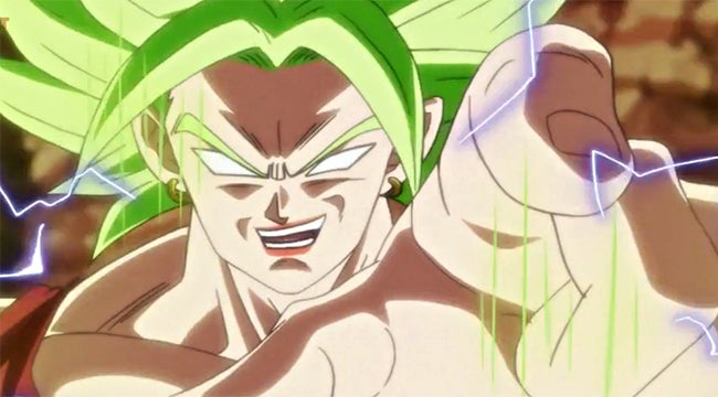 Kale's Broly Form