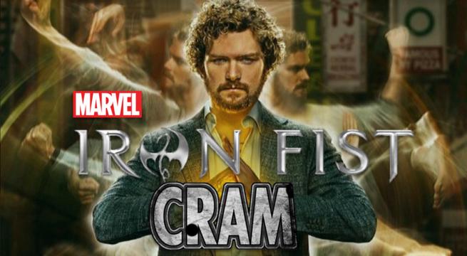Iron Fist cram