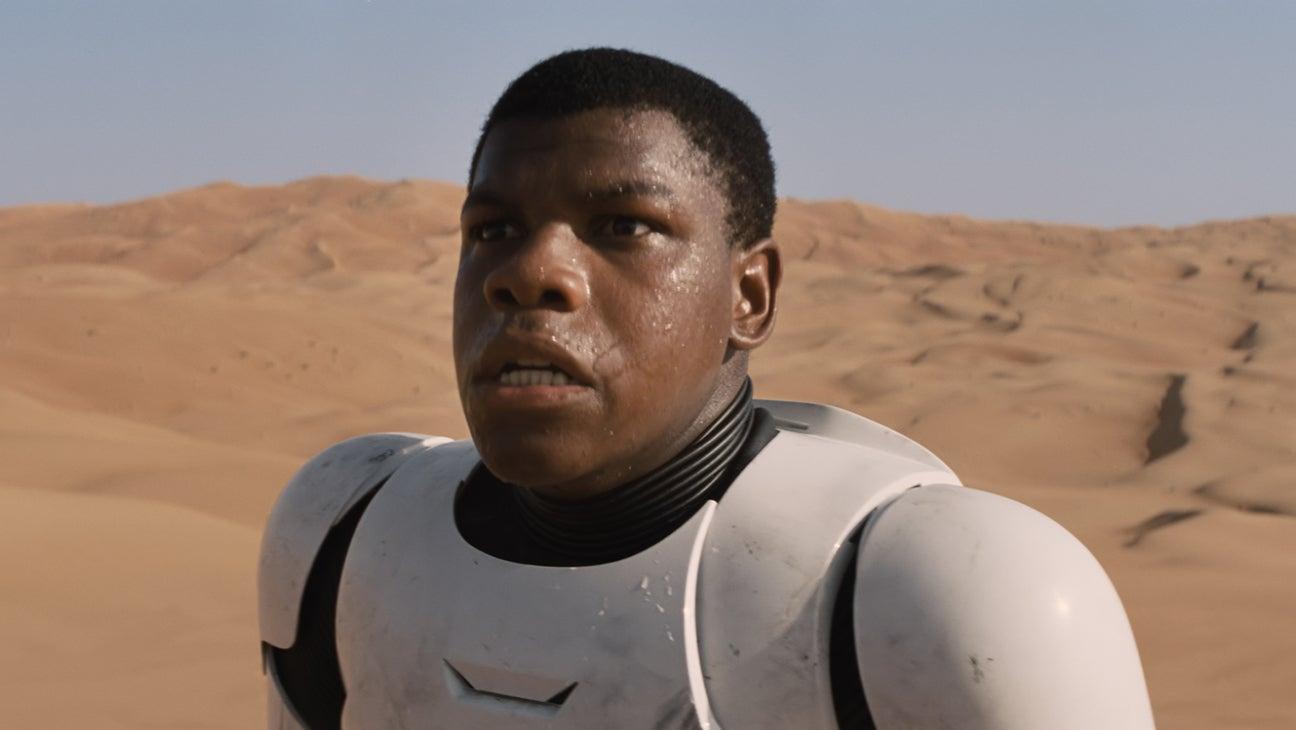 john boyega the force awakens