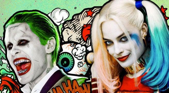 joker harley quinn film
