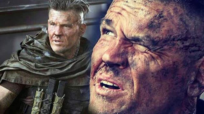 Josh Brolin Cable Images Deadpool 2