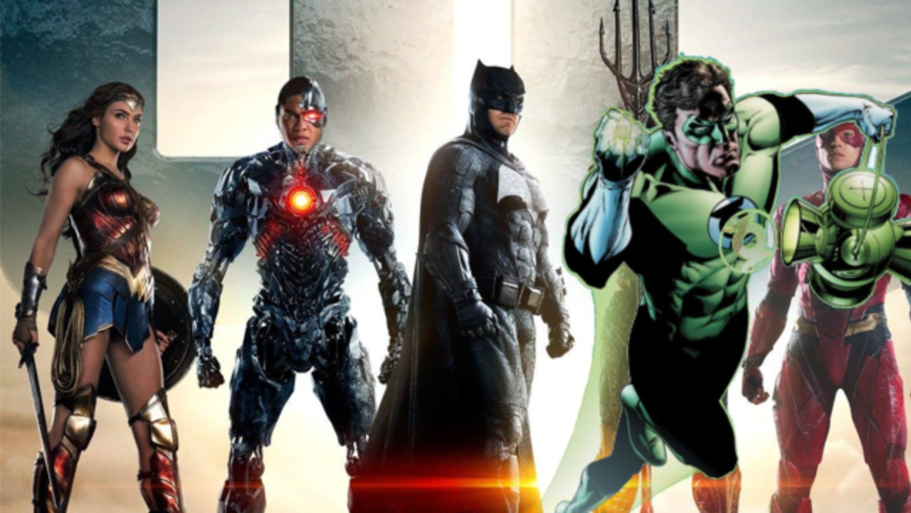 Green Lantern Ship Appears In Cut Justice League Movie Scene According To Zack Snyder