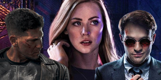 karen page punisher daredevil
