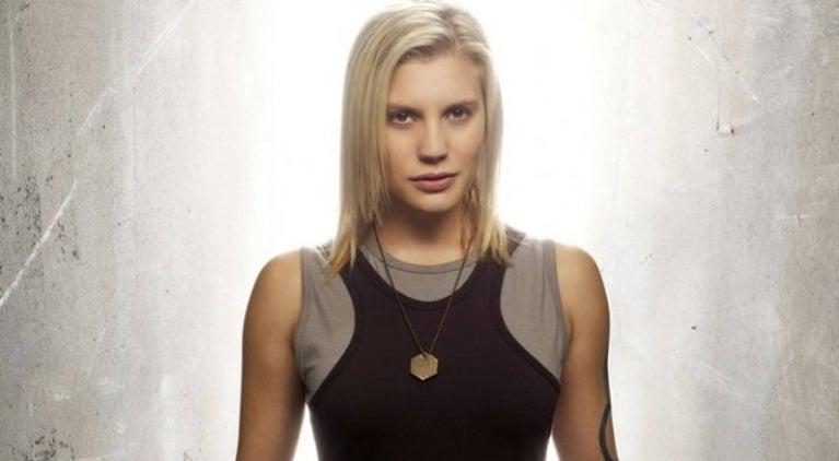 Katee Sackhoff The Flash