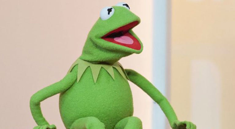kermit the frog new voice
