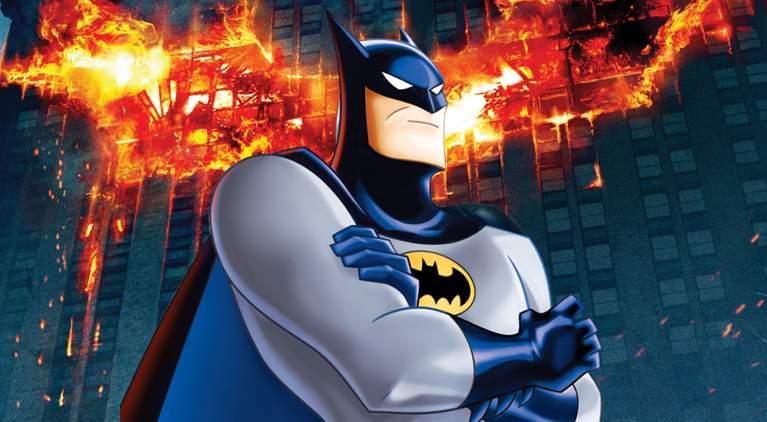 kevin conroy reads dark knight speech batman