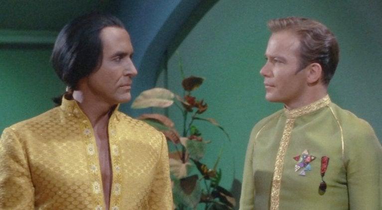 Khan Kirk Space Seed